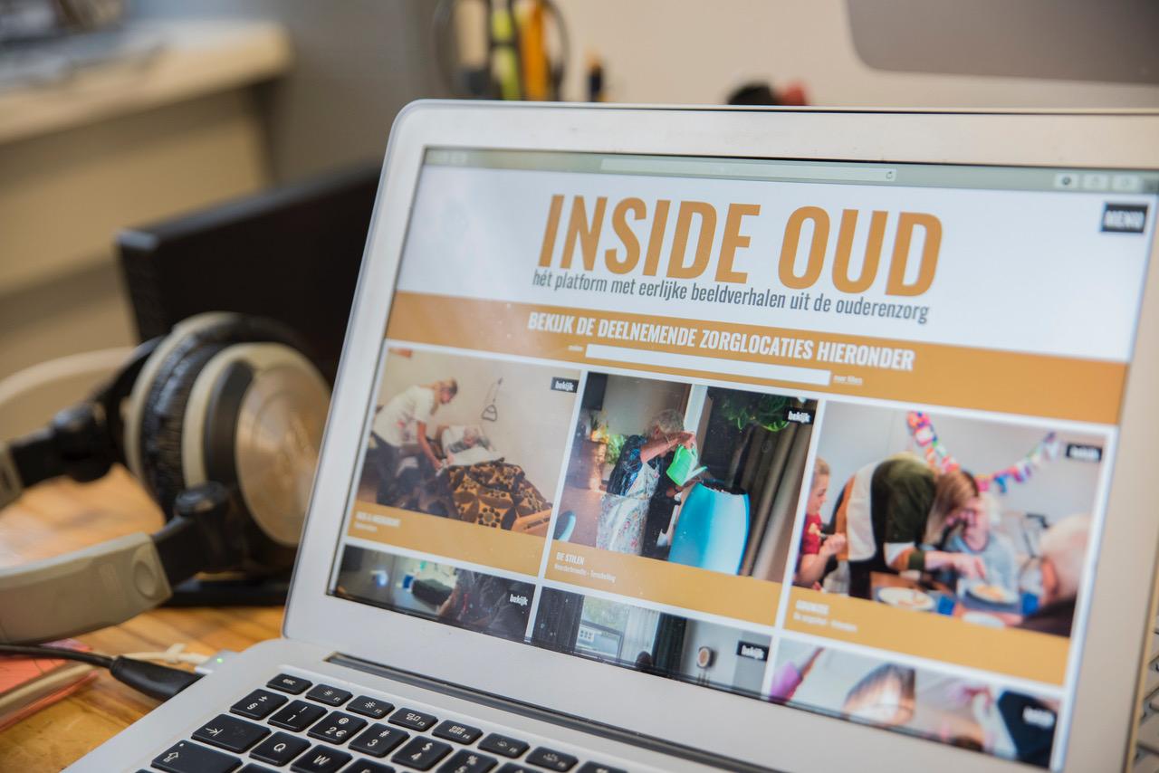 Romi Tweebeeke lanceert project Inside Oud