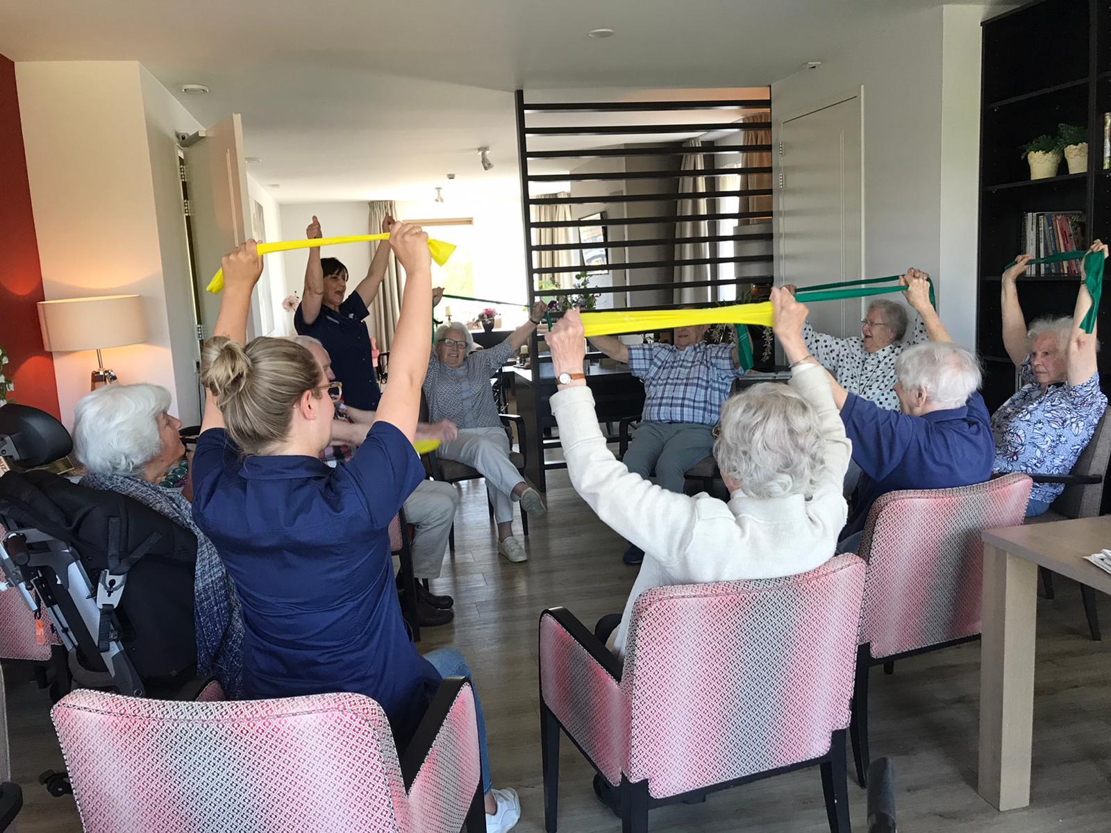 Woonhuizen van Compartijn nog tot en met 20 mei gesloten voor bezoek